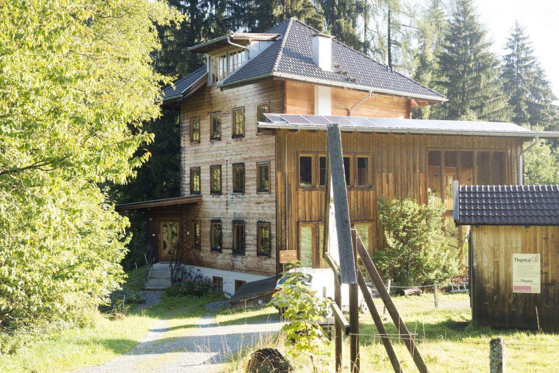Forschungszentrum Goldegg - Thoma Holz