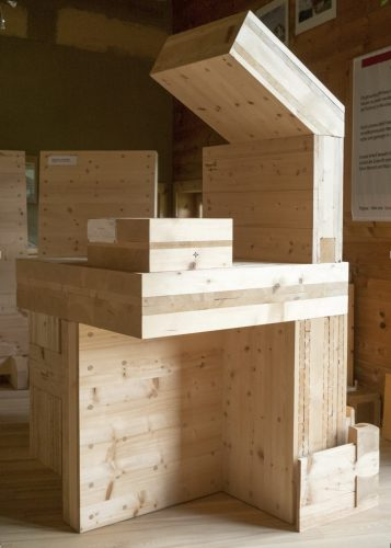 Holz100 Elemente