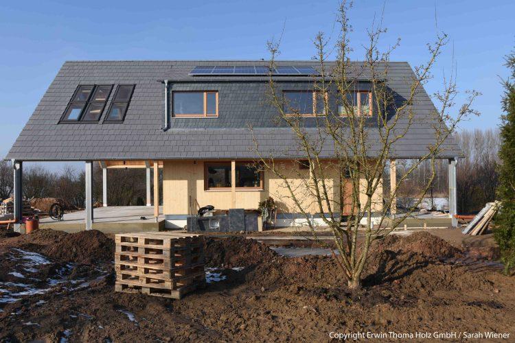 Das Sarah Wiener Haus - Thoma Holz
