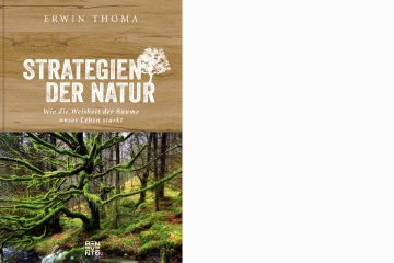 Buchcover Strategien der Natur