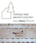 Catalogo degli elementi costruttivi